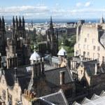 Edinburgh city — Stock Photo