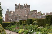 Castle of Glamis in Angus area, Scotland — ストック写真