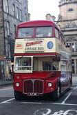 In old city of Edinburgh — Stock Photo