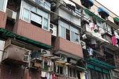 Streets of Shanghai, China — Stock Photo