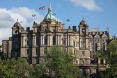 HBOS Bank of Scotland building, Edinburgh — Stock Photo