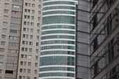 Modern urban buildings of Shanghai financial center — ストック写真