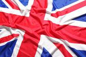 UK, British flag, Union Jack — Foto de Stock