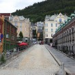 Houses of Bergen, Norway — Stock Photo