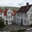 Houses of Bergen, Norway — Stock Photo