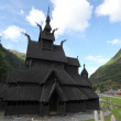Heddal stave church, Norway — Stock Photo #23670671