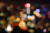 Abstract lights, flash circle — Stock Photo