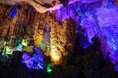 リード フルート洞窟桂林、中国で — ストック写真