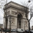 Arc de Triomphe, Paris, France — Stock Photo #25332375
