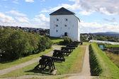 Kristiansten Fortress in Trondheim, Norway — Stock Photo