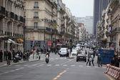 Calle de parise. francia — Foto de Stock