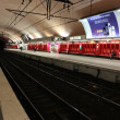 High speed metro in paris - Paris underground — Stock Photo #25665675
