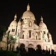 The Basilica of the Sacred Heart of Paris — Stock fotografie
