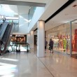 Inside the shopping mall in Barcelona — Stock Photo