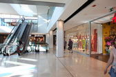 Inside the shopping mall in Barcelona — Foto Stock