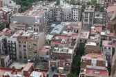 Panorama of Barcelona. Spain — Foto de Stock