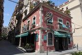 Cafe in Barcelona — Fotografia Stock