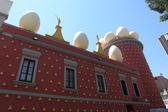 Salvador Dali museum in Figueras, Spain — Stock Photo