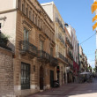 Street in Tarragona — Stock Photo