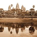 chrám Angkor wat, siem reap — Stock fotografie #2879728