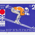Winter Olympics games in Sapporo — Stock Photo #2890204