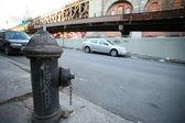 ニューヨーク市の通り — ストック写真