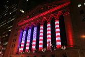 Klasická new york - wall street — Stock fotografie