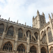 Bath Abbey in England — Stock Photo