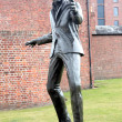 Billy Fury monument in Liverpool — Zdjęcie stockowe