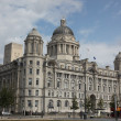 Stock Photo: Liverpool Liver Building