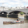 River Thames,London, UK — Stock fotografie #30814599