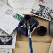 Stock Photo: Vintage papers and ink