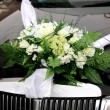 Wedding car — Stock Photo