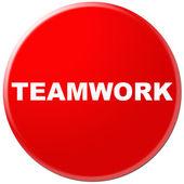 Teamwork sign — Stock Photo