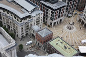 London from St Paul's Cathedral, UK — Stock Photo