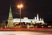 Moscow Kremlin Palace with Churches — Stock Photo