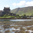 Eilean Donan Castle, Scotland, UK — Stock Photo