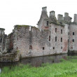 Caerlaverock castle — Stock Photo #33126123