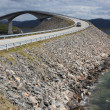 Storseisundet Bridge on Atlantic Road in Norway — Stock Photo #33328375