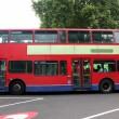 Stock Photo: Route Master Bus