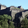 Stock Photo: Edinburgh Castle , Scotland, UK