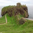 Stock Photo: Dunnottar Castle