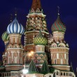 Cathedral St. Basil's in Moscow — Stock Photo