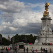 VictoriMonument, London, United Kingdom — Foto de stock #34691473