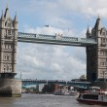 Tower Bridge, London, UK — Stock Photo #34691509