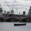 Stock Photo: River Thames,London, UK