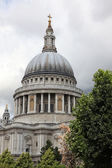 St Paul Cathedral in London, UK — 图库照片