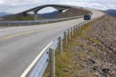 Atlantic Road in Norway — Foto de Stock