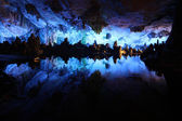 Reed Flute Caves — Stock Photo