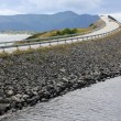 The Atlantic Road in Norway — Stock Photo